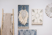 Here are an assortment of wall hangings.