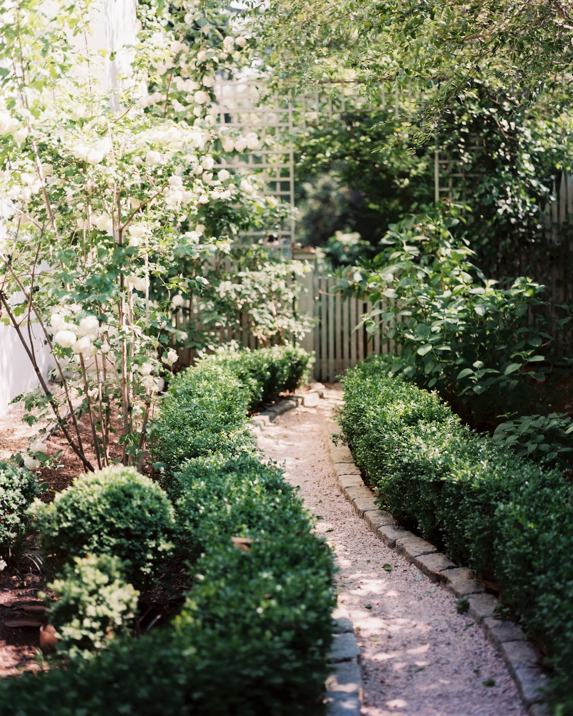 Crushed Gravel Landscaping : Crushed stone path photos design ideas remodel and
