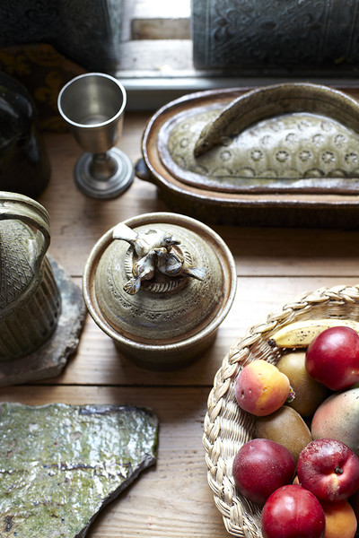French Tablescape Photos (1 of 30) []