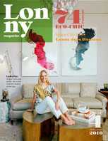 Lonny Magazine visits Houston, then meets with designer Laura Day for a look inside her Madison Avenue home.