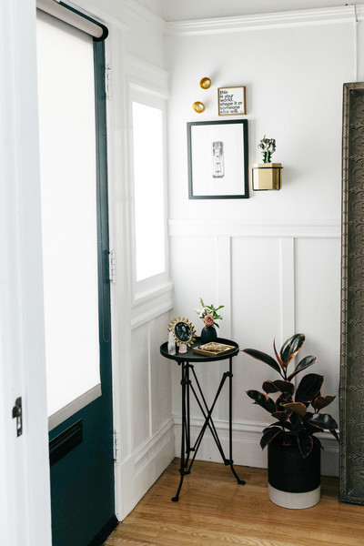 Black Side Table Photos (1 of 8) []