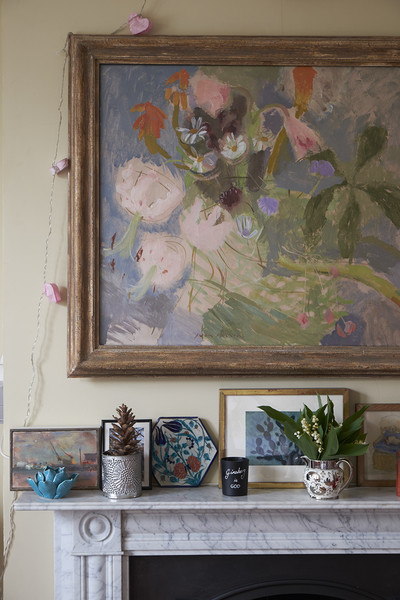 Eclectic Fireplace Photos (4 of 47)