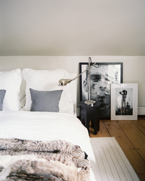 Eclectic bedroom photos 168 of 241 lonny for White fur bedroom