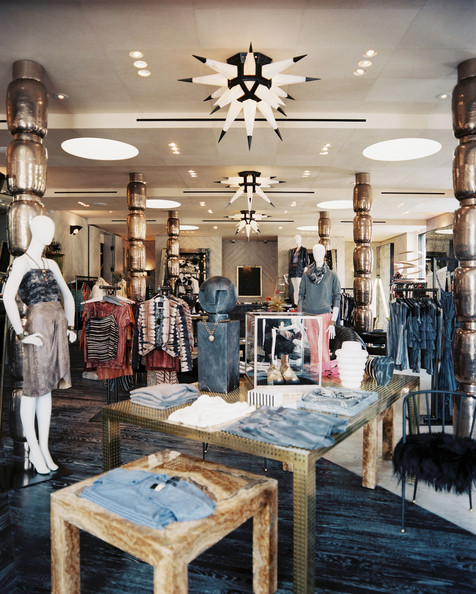 Eclectic Retail Store Design Photos 152 Of 197 Lonny