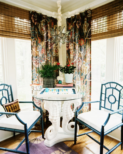Floral Curtains Photos Design Ideas Remodel And Decor