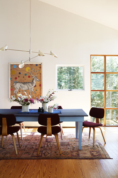 Eclectic Dining Room Photos (25 of 184)