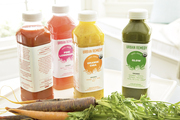 Organic juices by Urban Remedy