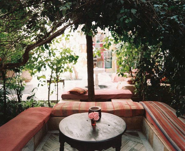 Moroccan Deck Photos, Design, Ideas, Remodel, and Decor - Lonny