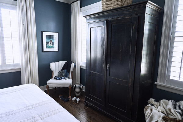 Wooden Armoire Photos (1 of 2) []