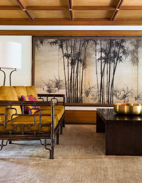 Asian Living Room Photos, Design, Ideas, Remodel, and Decor ...