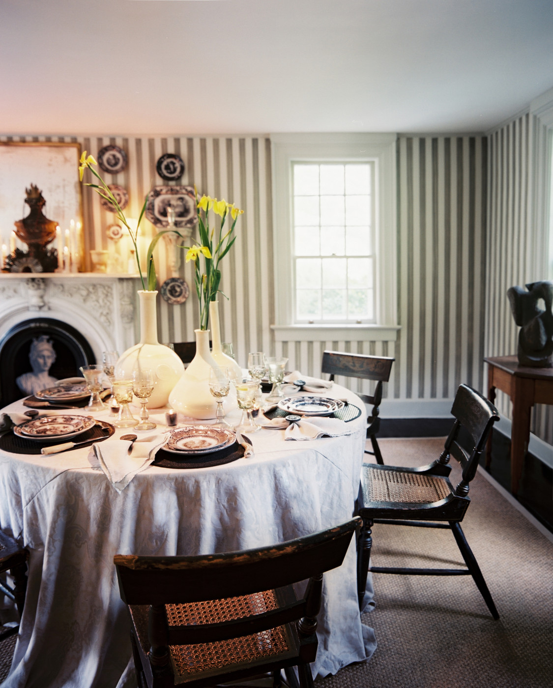 Colonial Dining Room: Colonial Photos (131 Of 172