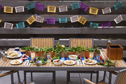 A celebratory Cinco de Mayo and Kentucky Derby party