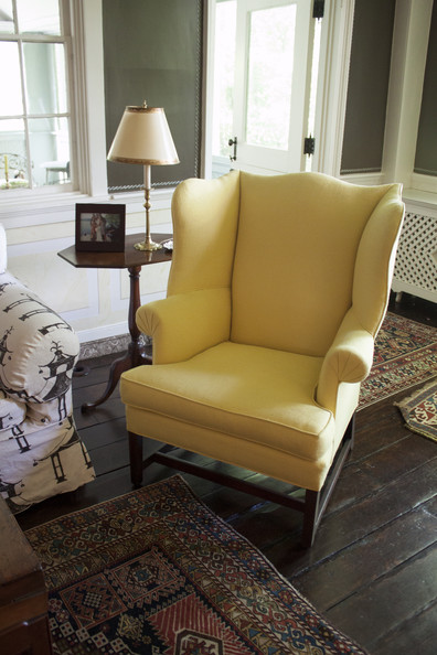 Wingback Chair Photos (18 of 38)