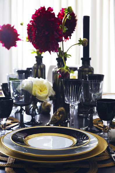 Black Tablescape Photos (28 of 89) []