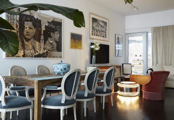 Eclectic Dining Room Photos (20 of 184)