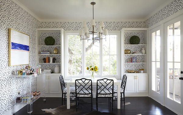 Contemporary Dining Room Photos (134 of 410)