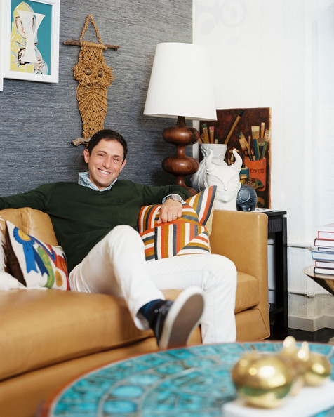 Jonathan Adler At Work