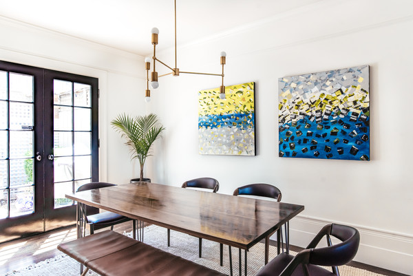 Contemporary Dining Room Photos (26 of 397)