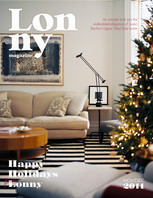 Our Holidays Issue features great design, a gift guide, and a fabulous fete.