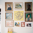 Make a Sophisticated Gallery Wall in a Child's Room
