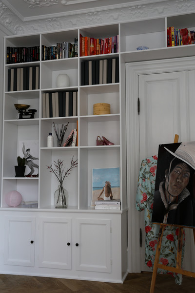 Built-In Shelving Photos (1 of 24)