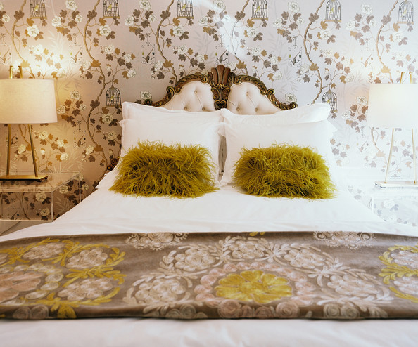 Floral Wallpaper 18 Romantic Bedroom Ideas Lonny