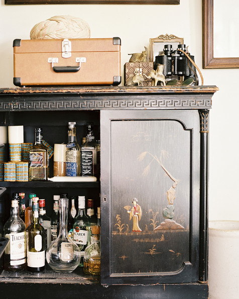 But What If I Don't Want a Bar Cart?