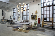 Industrial-style offerings at American Street Showroom