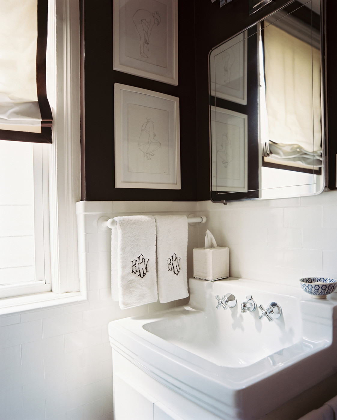 Genial Bathroom Towel Bar Photos (7 Of 18)