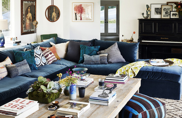 Bohemian Living Room Photos (136 of 230)