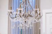 Here is a classic hanging light.