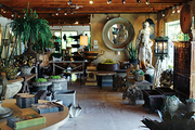 A retail space of Inner Gardens in West Hollywood