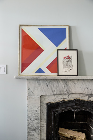 Marble Mantel Photos (4 of 11) []