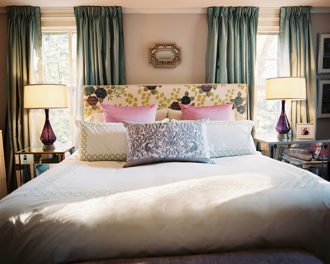 Eclectic Headboard 18 Romantic Bedroom Ideas Lonny