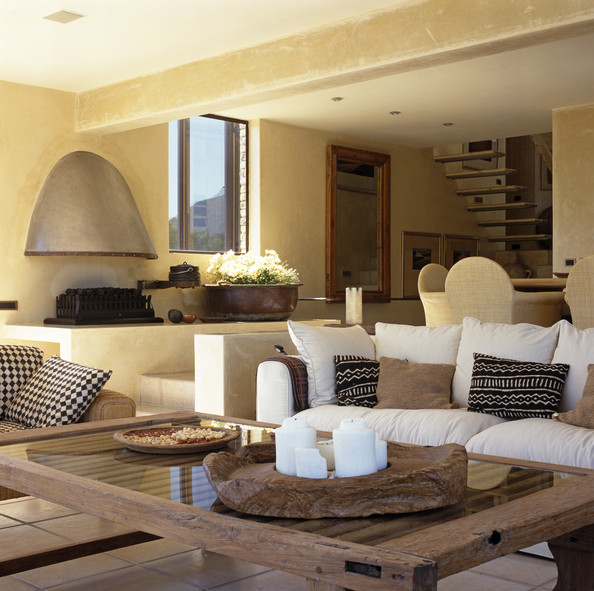 Mediterranean Style Living Room: Mediterranean Living Room Photos (32 Of 32