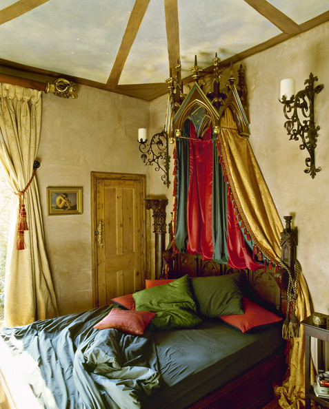 Fabric Bed Canopy Photos (18 of 41) []