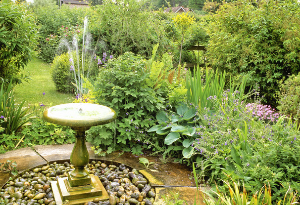 English Country Garden Photos Design Ideas Remodel And Decor
