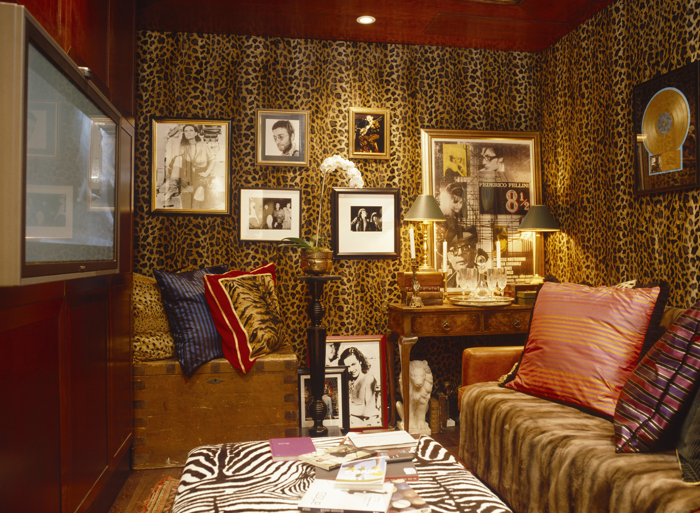 Yellow Eclectic Living Room Living Room Design Ideas Lonny