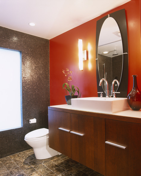 Colorful Bathrooms Photos 17 Of 30 Lonny