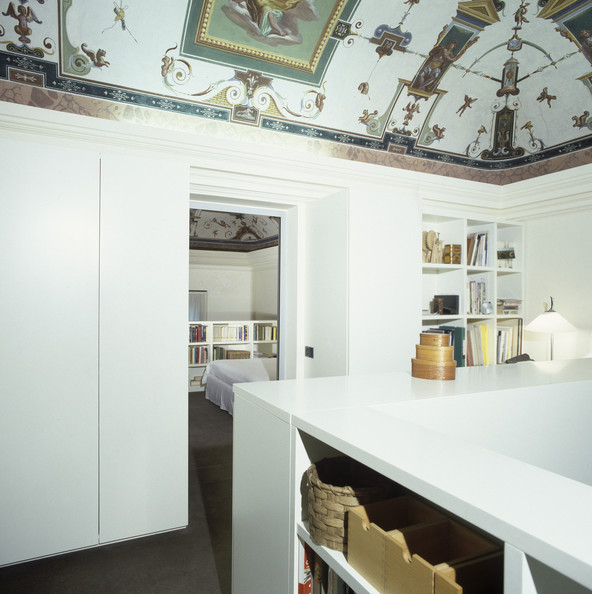 Painted Ceiling Photos (7 of 21) []