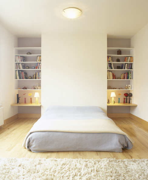 low bed photos  design  ideas  remodel  and decor lonny white modern bedroom furniture white modern bedroom furniture