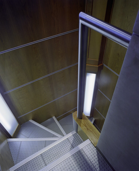 Small Space Stairs Photos (18 of 37) []