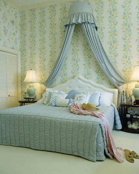Fabric Bed Canopy Photos (14 of 41) []