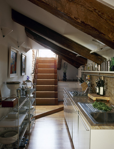 Small Space Stairs Photos (29 of 37) []