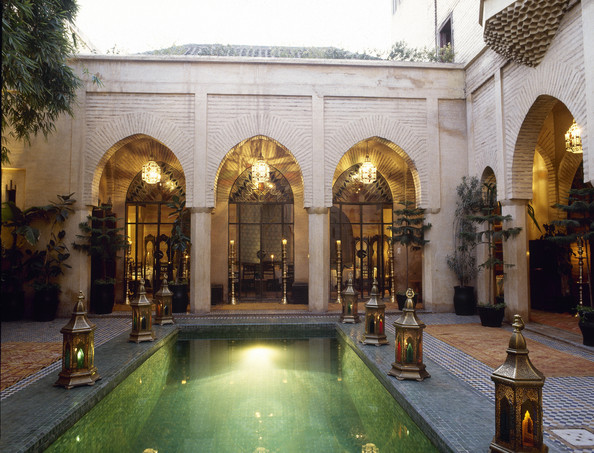 Moroccan Patio Photos (14 of 32)