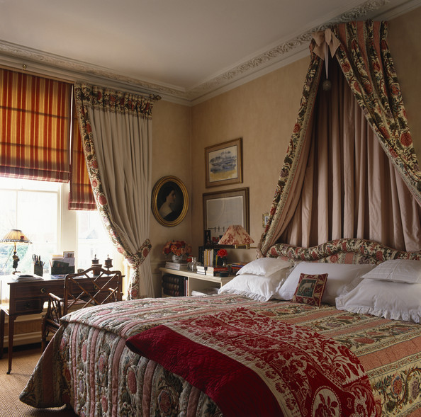 Fabric Bed Canopy Photos (34 of 41) []