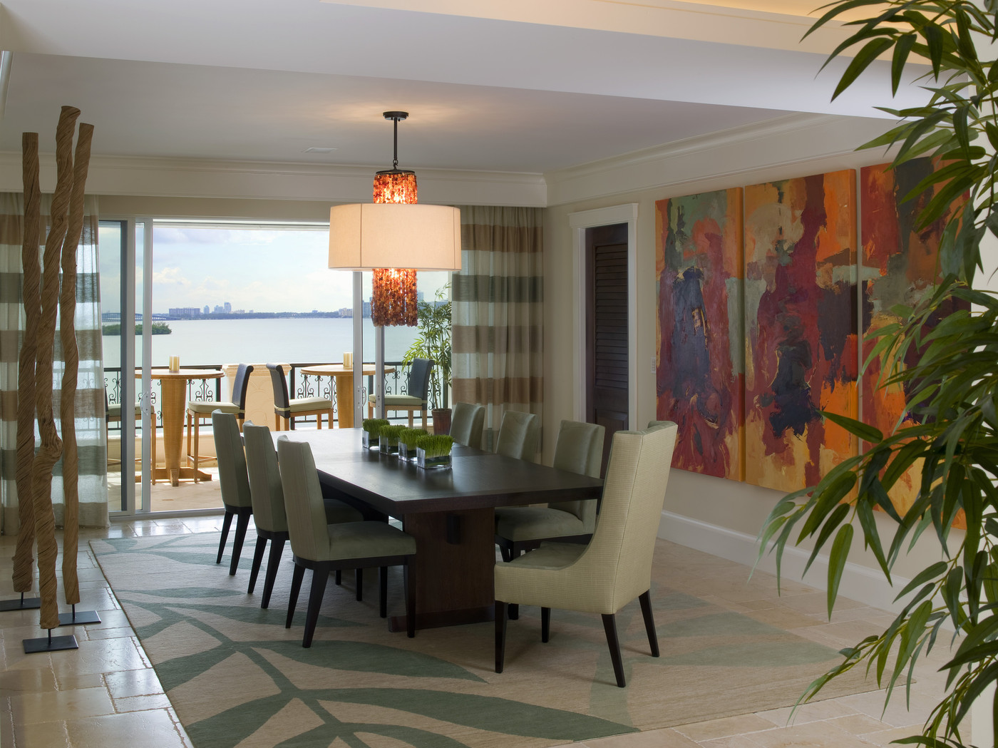 modern dining room dining room decorating ideas lonny