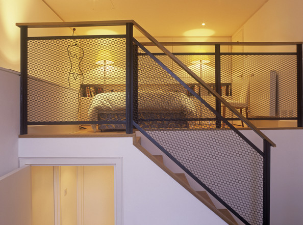 Small Space Stairs Photos (31 of 37) []