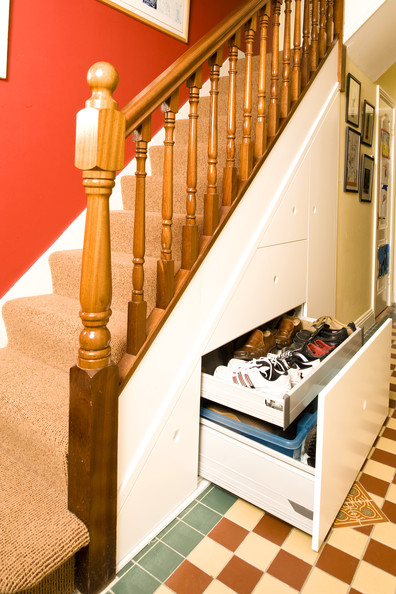 Small Space Stairs Photos (17 of 37) []