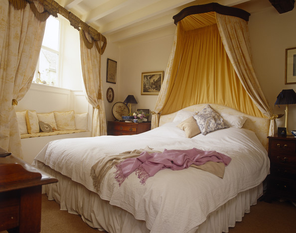 Fabric Bed Canopy Photos (23 of 41) []